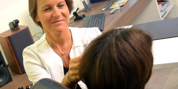 La première adaptation de vos aides auditives (le second rendez-vous)